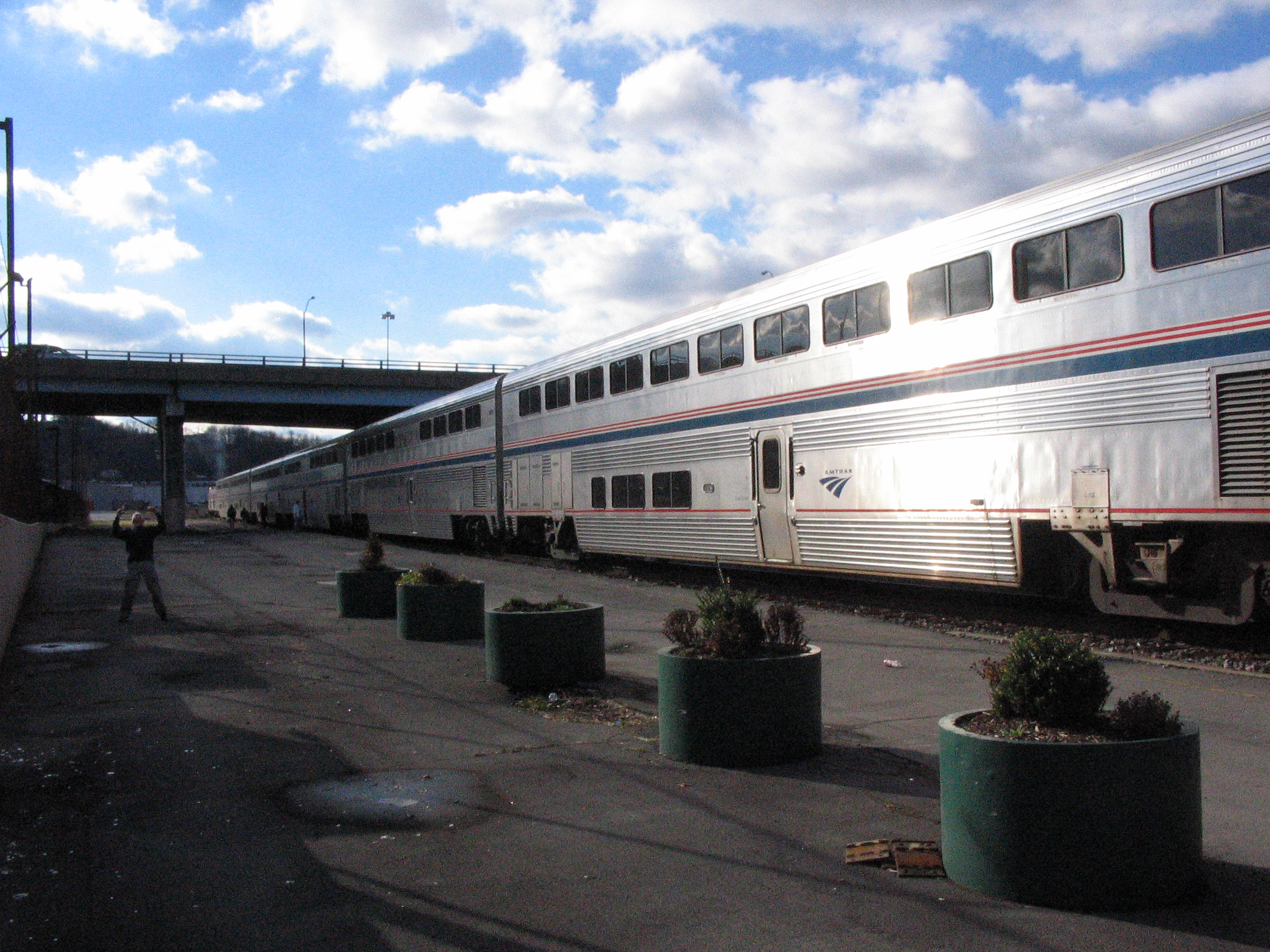 Train 30, Capitol Limited | North America by Rail